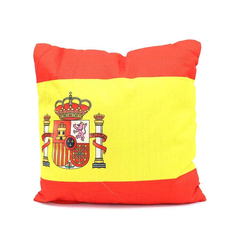 หมอนอิงลายธงชาติ บอลโลก 2018 - สเปน