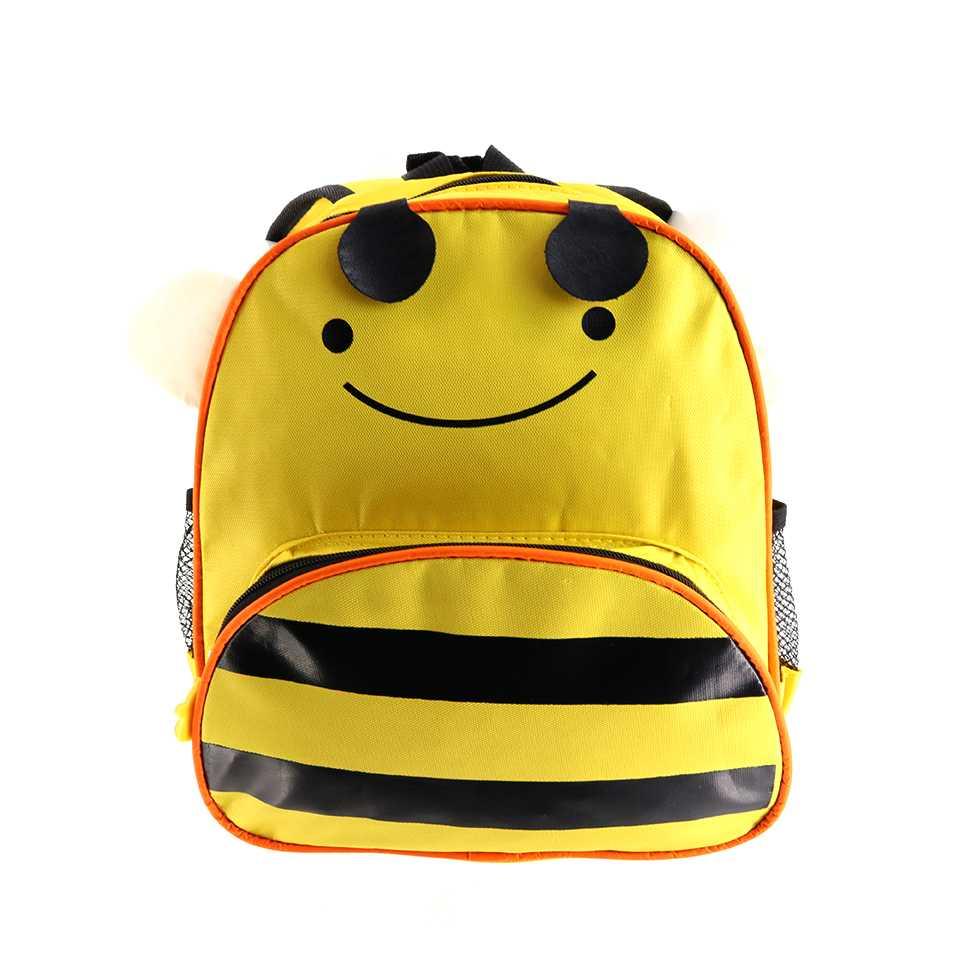 กระเป๋าเป้เด็ก สุดน่ารัก (ลายผึ้งน้อย)