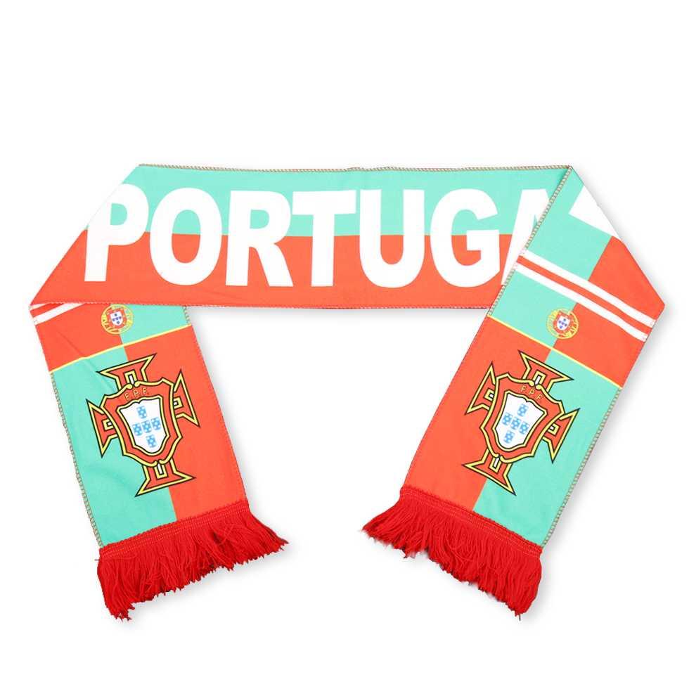 ผ้าพันคอ ฟุตบอลโลก 2018 - โปรตุเกส