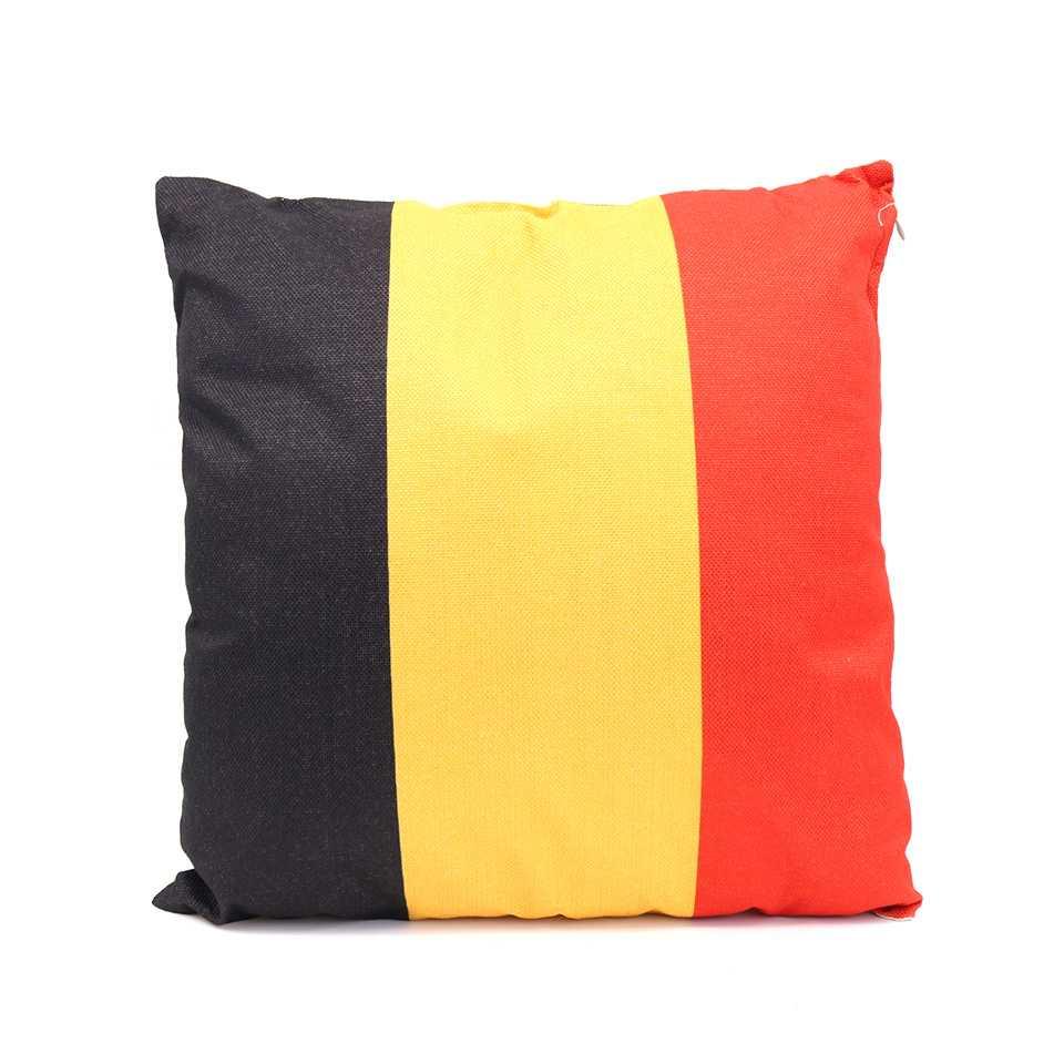 หมอนอิงลายธงชาติ บอลโลก 2018 - เบลเยี่ยม