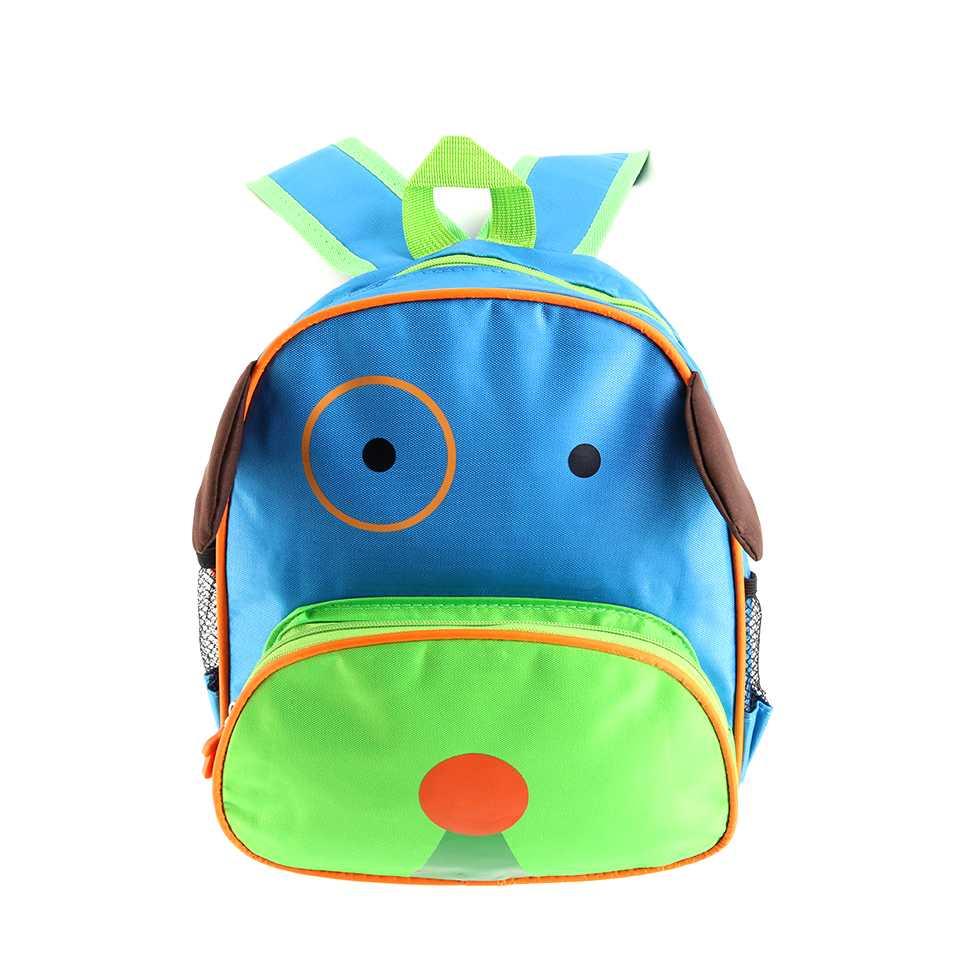 กระเป๋าเป้เด็ก สุดน่ารัก (ลายน้องหมา)
