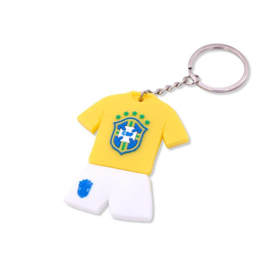 พวงกุญแจชุดทีมชาติ บอลโลก 2018 - บราซิล
