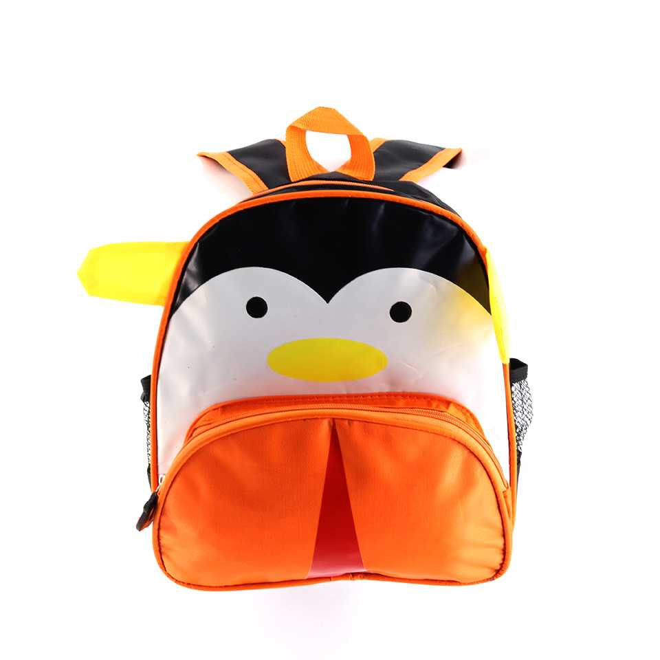 กระเป๋าเป้เด็ก สุดน่ารัก (ลายเพนกวิน)