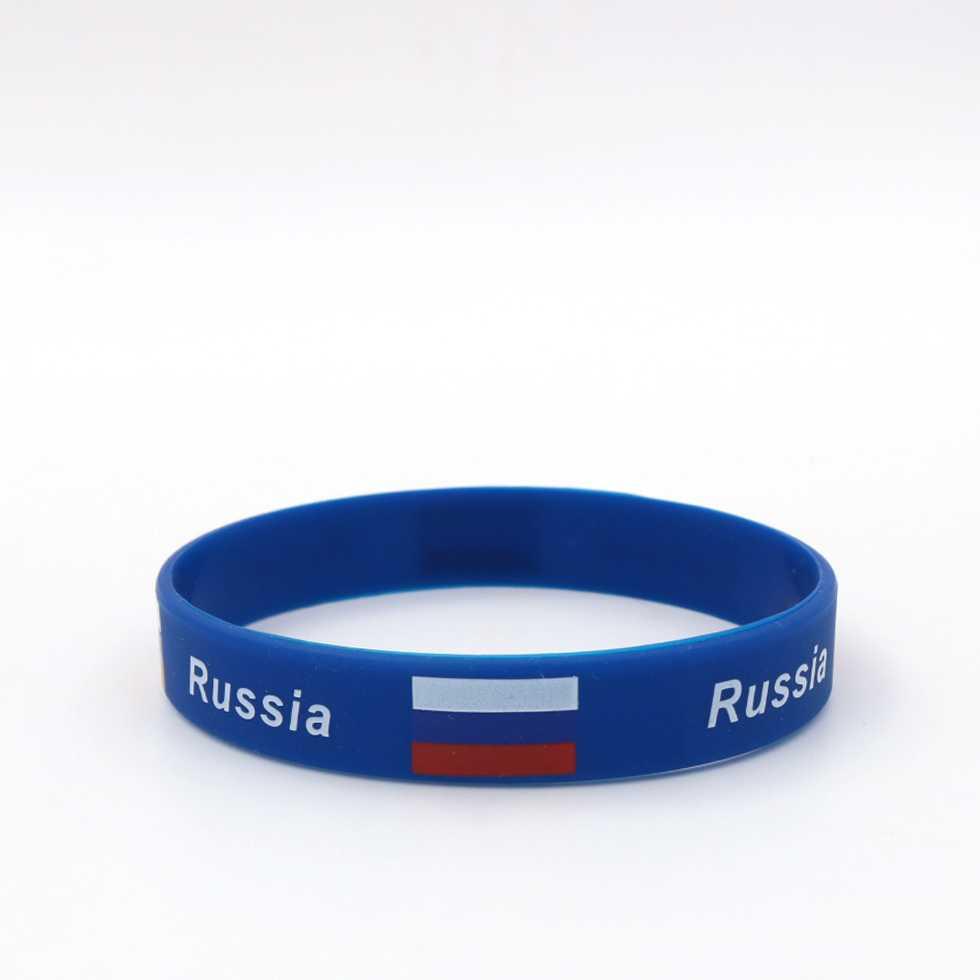 Wristband สายรัดข้อมือ บอลโลก 2018 - รัสเซีย
