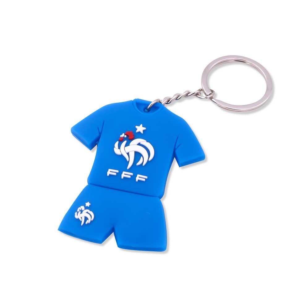 พวงกุญแจชุดทีมชาติ บอลโลก 2018 - ฝรั่งเศส