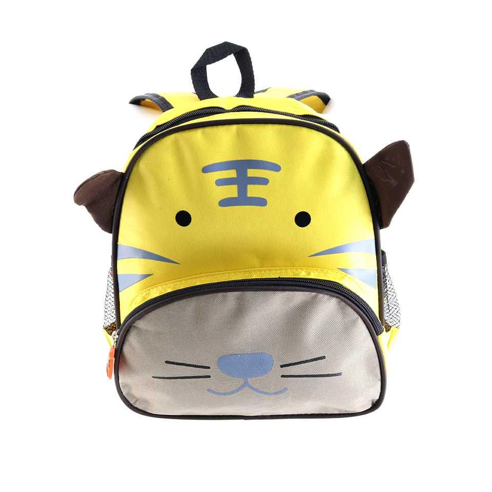 กระเป๋าเป้เด็ก สุดน่ารัก (ลายน้องเสือ)